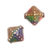 Mirage Colour Changing Mood Beads - Aurora Diamonds 15mm