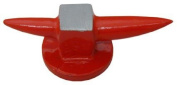 APT-TJ8981 Jeweller's Bright Red Double Horn Mini Anvil Solid Steel 13cm