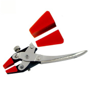 Forca RTGS 323-PNR Nylon Jaws Replacement Set for Forca RTGS-323-P Parallel Flat Nose Pliers with Adjustable Jaws