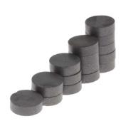 Craft and Hobby Ceramic Disc Disc Magnets 1cm Diameter