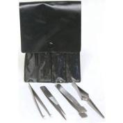 Tweezers Beading Soldering Lock Tweezer Set Tool