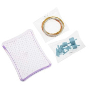 Thing-A-Ma JIG Clear Acrylic Jewellery Wire Wrapping Tool