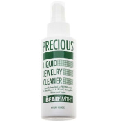 Precious Liquid Jewellery Cleaner - Spray On & Rinse - 120ml Bottle