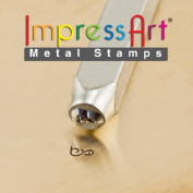 ImpressArt- 3mm, Flourish I Design Stamp