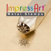 ImpressArt- 6mm, Floret Design Stamp