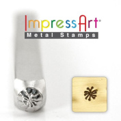 ImpressArt- 3mm, Dandelion (Small) Design Stamp