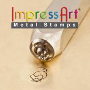 ImpressArt- 6mm, Squeak Design Stamp