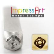 ImpressArt- 6mm, Life Saver Metal Stamp