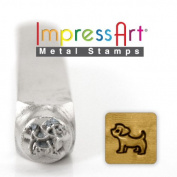 ImpressArt- 6mm, Yorkshire Metal Stamp