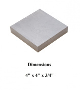 STEEL BENCH BLOCKS 10cm x 10cm x 1.9cm
