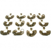 12 Ring Sizing Finger Size Gauges Jewellery Sizer Tools