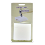Artistic Wire 2-Piece Nylon Masher Block for Jewellery Making, 7.6cm by 7.6cm
