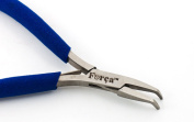 """Forca RTGS-212 Jewellery Bent Nose Pliers - 5.25"""" ~ 130mm"""