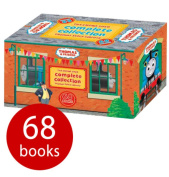 The Complete Thomas The Tank Engine Library 68 Books Box Set