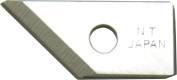 NT Cutter Blades for Heavy-Duty Circle Cutters and Mat Board Cutters, 10-Blade per Pack