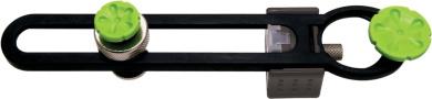 NT Cutter Fabric Circle Cutter, 3cm ~ 22cm diameter, 1 Cutter (C-2000P)