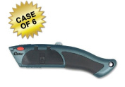 Clauss Auto-Load Utility Knife With 10 Blades, Case of 6
