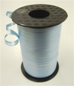 Light Blue Curling Ribbon - Baby Blue Balloon Ribbon - 500 Yards