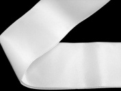 Satin Blanket Binding- White 30