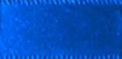 SALE Single Face Satin 3.8cm By 10-yards Ribbon, BLUEJAY 812