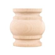 5.1cm - 0.6cm X 2.5cm - 0.3cm X 5.1cm - 1.3cm Half Round Spool for Use With 2.5cm - 1.3cm Moulding Spe