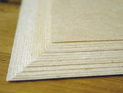 10 Seed Embedded Recycled Lotka Cardstock Handmade Paper