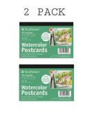 Strathmore Blank Watercolour Postcards