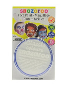 Snazaroo Face Paint white [PACK OF 3 ]