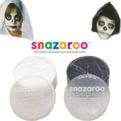 2 X-Large 30ml Snazaroo Face Painting Compacts Colours