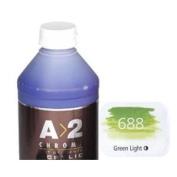A_2 Student Acrylic 1 Litre Bottle - Green Light