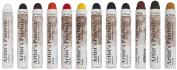 Jack Richeson Shiva Oil Paintstik, Professional Colours, Set of 12