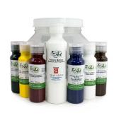 Tri-Art Professional-FQ Liquid Acrylic Basic Paint Set, 6 by 60ml