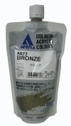 Holbein Colour Gesso Bronze 300ml