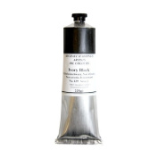 Michael Harding Artist Oil Colours - Ivory Black - 225ml Tube