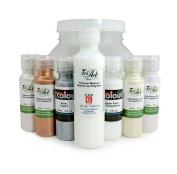 Tri-Art Professional-FQ Liquid Acrylic Bling Paint Set, 6 by 60ml