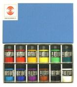 Turner 12colors of Poster Colour 40ml Set Bottle on Set
