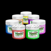 Glominex Glow Paint 60ml Assorted Jars - 6