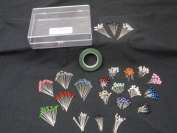 TCG Floral Lomey Boutonniere / Corsage Pin Kit