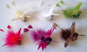 Humming Bird Clip Decor