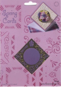 Ecstasy Crafts Spring Cards Template - Small