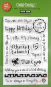 Hero Arts Clear Design - Happiness Messages - CL148