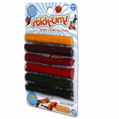 Stick Ums Magic Sculpting Sticks 120 Pc Stick Design Pack
