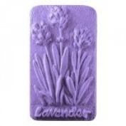 Lavender Bar Soap Mould
