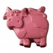Cow Soap Mould