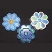 Retro Flowers Sheet Mould