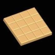Small Square Slab Mould-16 bars