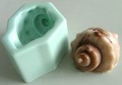 3D Sea Shell 0099 Craft Art Silicone Soap mould Craft Moulds DIY Handmade soap moulds