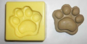 Paw Print Soap and Candle Mould