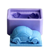 Car Soap Mould Silicone Soap Mould Candle Mould DIY Soap Making Mould