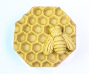 6.4cm Bee Honeycomb 50188 Craft Art Silicone Soap mould Craft Moulds DIY
